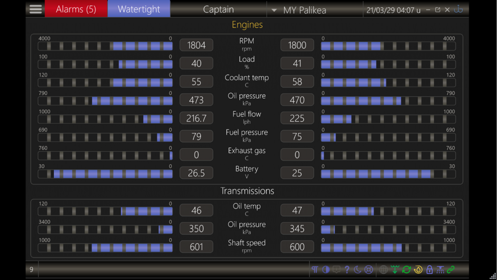 UI-X2 engines page